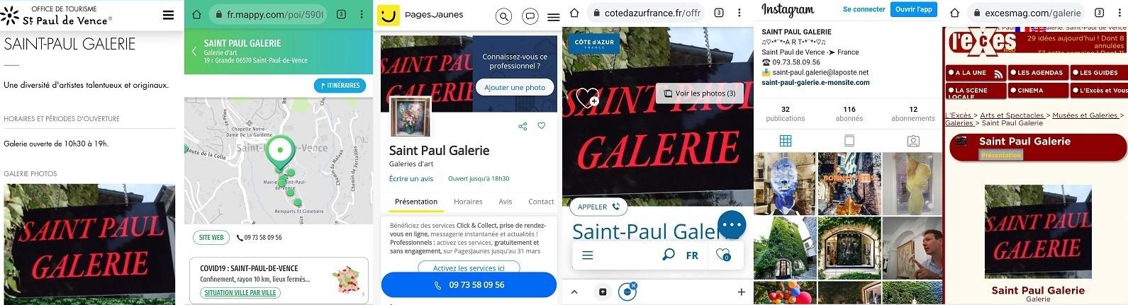 Saint Paul Galerie