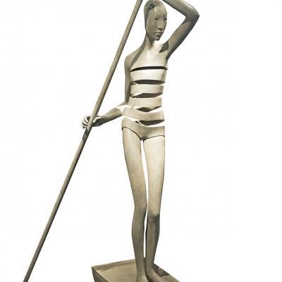 Bronze 160 x 95 x 72 cm